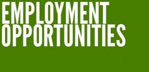 Employment Opportunities Newest